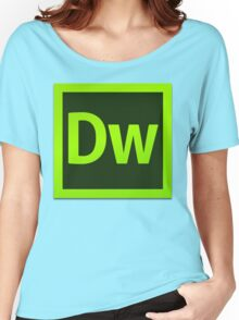 DreamWeaver CS6 Logo Women's Relaxed Fit T-Shirt