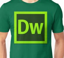 DreamWeaver CS6 Logo Unisex T-Shirt