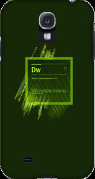 DreamWeaver CS6 Splash Screen by Kingofgraphics