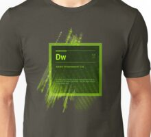 DreamWeaver CS6 Splash Screen Unisex T-Shirt