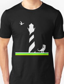 Lighthouses & Dinosaurs T-Shirt