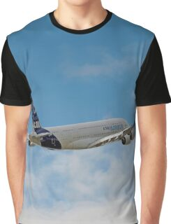 Airbus A380 (High Flyer) Graphic T-Shirt