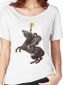 Crossing the forbidden land Women's Relaxed Fit T-Shirt