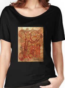 Page from the Book of Kells Women's Relaxed Fit T-Shirt