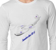 Saunders-Roe SR./A.1 T-shirt Long Sleeve T-Shirt
