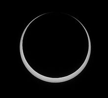 Annular eclipse by zumi