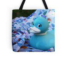 Tiffany Duck Tote Bag