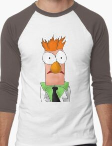 Beaker  Men's Baseball ¾ T-Shirt
