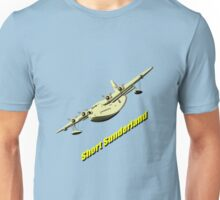 Short Sunderland Flying Boat WWII T-shirt & leggings Unisex T-Shirt
