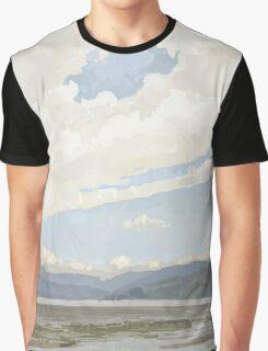 Home town beach Graphic T-Shirt