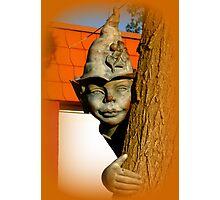 The tree elf Photographic Print