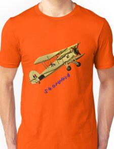 British WWII Swordfish Biplane T-shirt and leggings Unisex T-Shirt