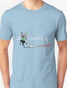 Casper! The Friendly... Ghost? Unisex T-Shirt
