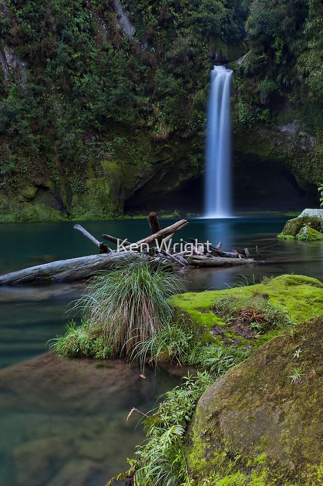 Omanawa deadwood by Ken Wright