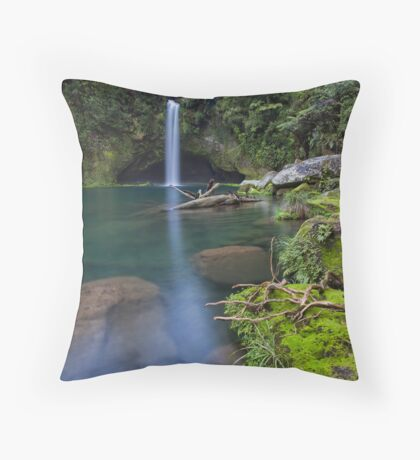 Omanawa Hidden Depths Throw Pillow