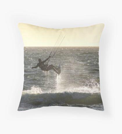 Flying High Throw Pillow