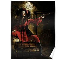 Stand & Deliver- The Highwaywoman Poster