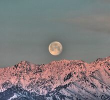 Moonset by Carrie Blackwood