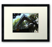 Building in Wellington Framed Print