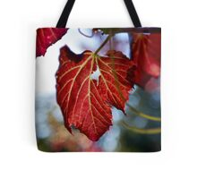 Autumn Leaves... only a few Red ones left Tote Bag