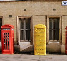 Communication all wrapped up by Richard Crutchley