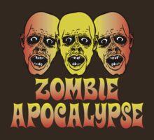 Zombie Apocalypse - They Like Humans by DarkVotum
