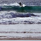 Atlantic surfing. by Jean-Luc Rollier