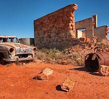 Wrecked Ruin by Jason Ruth