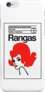 Rangas Matches by axemangraphics