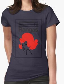 Rangas Matches Womens Fitted T-Shirt