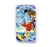 Kingdom Hearts Station (Blue) Samsung Galaxy Case/Skin