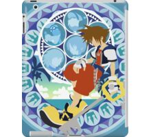 Kingdom Hearts Station (Blue) iPad Case/Skin