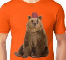 Fez Bear Unisex T-Shirt