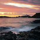 Godrevy Sunset by Donna-R