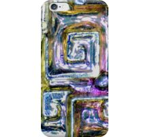 Bismuth As Usual iPhone Case/Skin