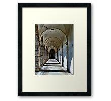 Certosoa di San Giacomo Framed Print