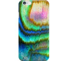 Strange Peacock iPhone Case/Skin