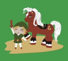 My Little Epona by JessdeM