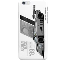 Jochen Mass - 1989 Le Mans iPhone Case/Skin