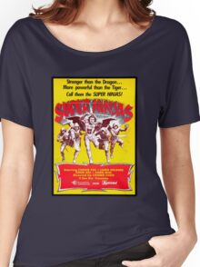 SUPER NINJAS! Women's Relaxed Fit T-Shirt