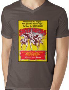 SUPER NINJAS! Mens V-Neck T-Shirt