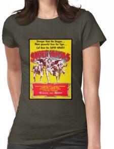 SUPER NINJAS! Womens Fitted T-Shirt