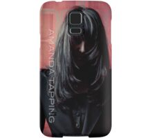 Amanda Tapping MK-IV vs. iPhone and iPod Cases!   Samsung Galaxy Case/Skin