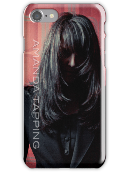 Amanda Tapping MK-IV vs. iPhone and iPod Cases!   by Filmart
