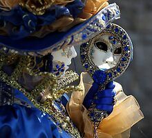 Venetian Costume Parade - Annevoie (Belgium) by PhotoTamara