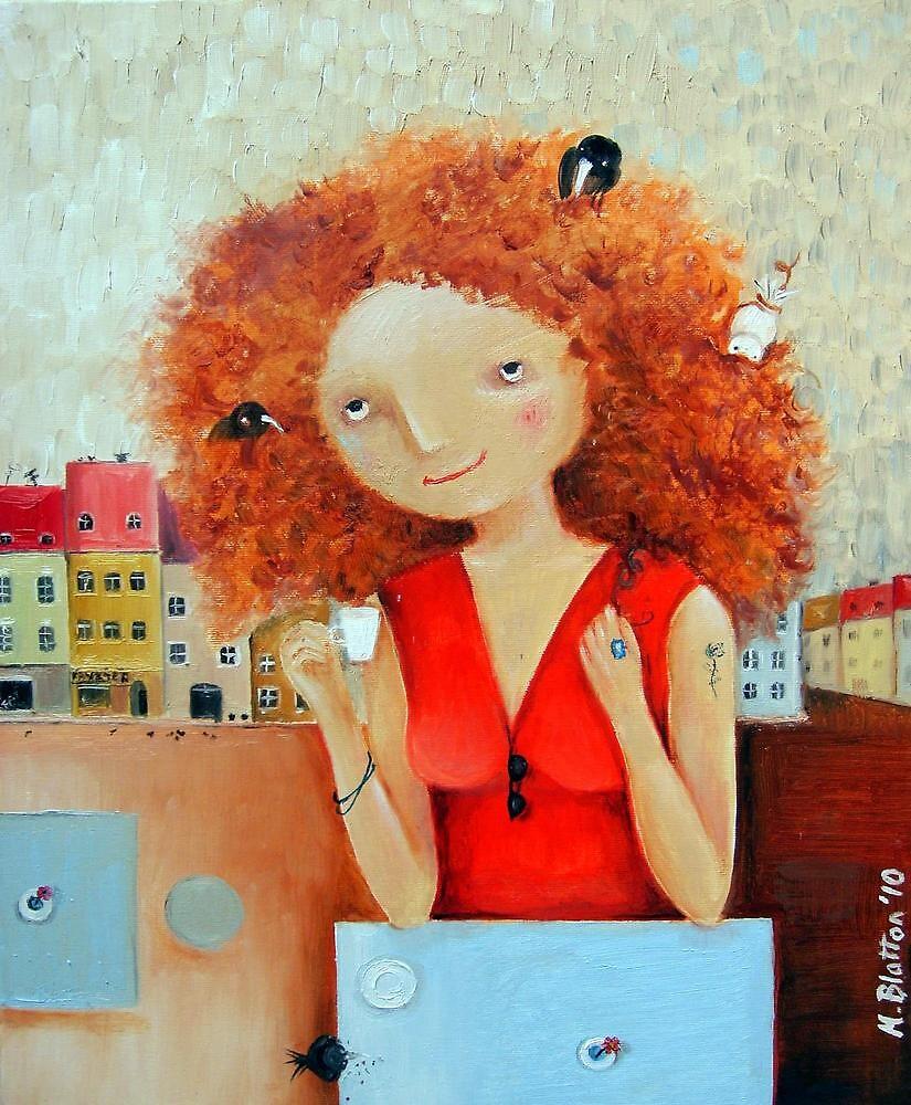 Perm by Monica Blatton