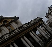 Historic Architecture standing in London by Fathers