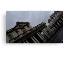 Historic Architecture standing in London Canvas Print