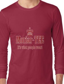 Moriarty Tee Long Sleeve T-Shirt
