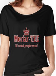 Moriarty Tee Women's Relaxed Fit T-Shirt